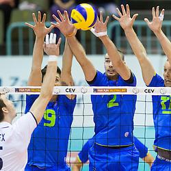 20150524: SLO, Volleyball - 2015 CEV European Championship Qualifications, Slovenia vs Portugal