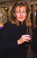 PRINCESS CHANTAL OF HANOVER at a luncheon in London on 26th January 1998.MET 15