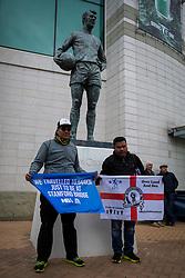 Fans arrive at Stamford Bridge - Mandatory byline: Jason Brown/JMP - 16/04/2016 - FOOTBALL - London, Stamford Bridge - Chelsea v Manchester City - Barclays Premier League
