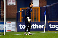 Josh Barnes. Stockport County FC 3-2 Yeovil Town FC. Emirates FA Cup Second Round. Edgeley Park. 29.11.20