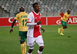 Thabo Mosadi in action for Ajax Cape Town in the match between Ajax Cape Town and Golden Arrows at the Cape Town Stadium on Saturday, August 19, 2017.