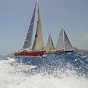 HIGHTIDE<br /> <br /> In April, 2015 yachts from all over the world will arrive in Antigua to participate in the one of the world's major sailing events and the granddaddy of Caribbean regattas, Antigua Sailing Week, to be held from the 25th of April to the 1st of May, 2015. From small beginnings this regatta has developed over the past 47 years to become one of the preeminent yacht racing events in the Caribbean and one of the most prestigious in the world.<br /> Over 100 yachts participate every year ranging in size from 24 feet to over 100 feet. The Regatta attracts everything from serious racing boats including state-of-the-art, high-tech racing machines to a variety of performance cruising and cruising boats.