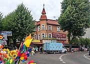 Mielno. Centrum miasta