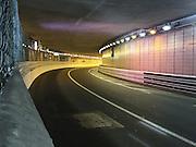 May 25-29, 2016: Monaco Grand Prix. Monaco Grand Prix atmosphere, Monaco Tunnel