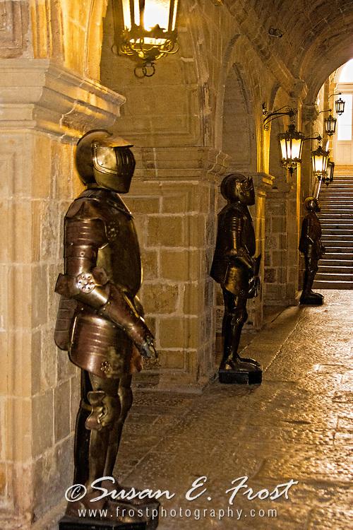Knights of St. John, Grandmasters Palace in Malta.