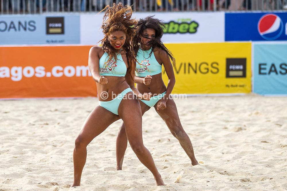 Copa Lagos Beach Soccer 2014