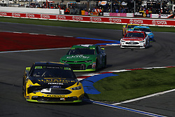 September 30, 2018 - Concord, North Carolina, United States of America - Brad Keselowski (2) races during the Bank of America ROVAL 400 at Charlotte Motor Speedway in Concord, North Carolina. (Credit Image: © Chris Owens Asp Inc/ASP via ZUMA Wire)