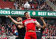 Middlesbrough v Aston Villa 120518