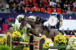 Bost Roger Yves, FRA, Tesway de la Batia<br /> Gothenburg Horse Show FEI World Cups 2017<br /> © Hippo Foto - Stefan Lafrentz