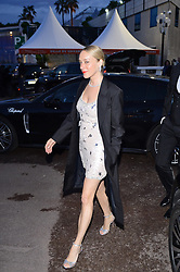 May 21, 2019 - WORLD RIGHTS.Cannes, France, 20.05.2019, 72th Cannes Film Festival in Cannes. The 72th edition of the film festival will run from May 14 to May 25. .Chopard Trophy.NZ. ChloÃ« Sevigny .Fot. Radoslaw Nawrocki/FORUM (FRANCE - Tags: ENTERTAINMENT; RED CARPET) (Credit Image: © FORUM via ZUMA Press)