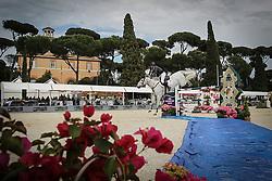 Fernandez Saro Manuel, (ESP), Eliot DWS<br /> Piazza Di Siena - CSIO Roma 2015<br /> © Hippo Foto - Stefano Secchi