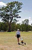 HALL'S GAP -  Mount Difficult Golf Course -  COPYRIGHT KOEN SUYK