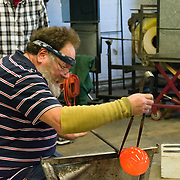 Glass blowing workshop in Cambridge, MA