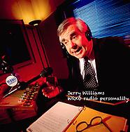 Jerry Williams WRKO radio personality host
