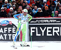 Ski , Audi FIS  SKI , World Cup , 2016/17<br /> Men´s DownHill<br /> Kvitfjell (NOR)<br /> 25.02.17<br /> Foto : Dagfinn Limoseth , Digitalsport<br /> Bostjan Kline , SLO