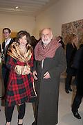 FRANCESCO CLEMENTE; DORRIT MOUSSAIEFF, Mandala for Crusoe, Exhibition of work by Francesco Clemente. Blain/Southern. Hanover Sq. London. 29 November 2012