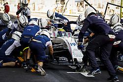 October 27, 2017 - Mexico-City, Mexico - Motorsports: FIA Formula One World Championship 2017, Grand Prix of Mexico, ..#19 Felipe Massa (BRA, Williams Martini Racing) (Credit Image: © Hoch Zwei via ZUMA Wire)