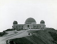 1935 Griffith Park Observatory