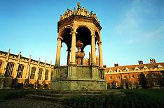 NOV 12 1999 Cambridge University Buildings