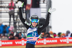 Nejc Dezman of Slovenia during the Ski Flying Individual Competition at Day 4 of FIS World Cup Ski Jumping Final, on March 22, 2015 in Planica, Slovenia. Photo by Ziga Zupan / Sportida