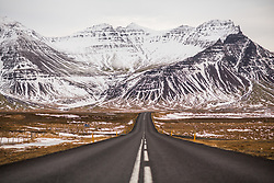 Number 1 Highway, Western Region, Iceland. 08/01/16. Photo by Andrew Tallon