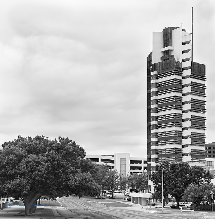 The only Frank Lloyd Wright Skyscraper ever built.