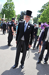SIR PETER O'SULLEVAN at day 1 of the 2011 Royal Ascot Racing festival at Ascot Racecourse, Ascot, Berkshire on 14th June 2011.