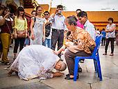 Vassa - Buddhist Lent - Starts in Thailand