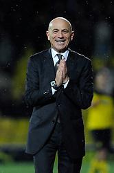 Watford Manager, Giuseppe Sannino - Photo mandatory by-line: Dougie Allward/JMP - Tel: Mobile: 07966 386802 14/01/2014 - SPORT - FOOTBALL - Vicarage Road - Watford - Watford v Bristol City - FA Cup - Third Round - replay