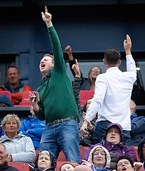 The Proclaimers at Edinburgh Castle 21 July 2019; The Proclaimers play their home town with a live show at Edinburgh Castle. Fans enjoying The Proclaimers live show.<br /> <br /> (c) Chris McCluskie | Edinburgh Elite media