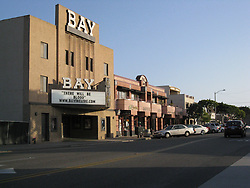 Bay Theater, 340 Main Street,  Seal Beach CA