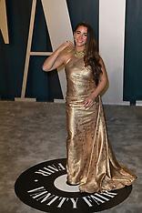 2020 Vanity Fair Oscar Party - Arrivals 9 Feb 2020