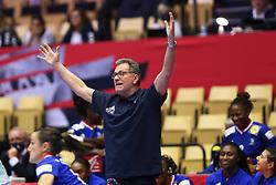 HERNING, DENMARK - DECEMBER 6: Olivier Krumbholz during the EHF Euro 2020 Group A match between Slovenia and France in Jyske Bank Boxen, Herning, Denmark on December 6, 2020. Photo Credit: Allan Jensen/EVENTMEDIA.