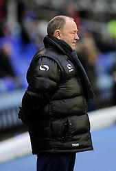 Yeovil Town Manager, Gary Johnson - Photo mandatory by-line: Dougie Allward/JMP - Tel: Mobile: 07966 386802 18/01/2014 - SPORT - FOOTBALL - St Andrew's Stadium - Birmingham - Birmingham City v Yeovil Town - Sky Bet Championship