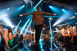The Script performing at GlobalÕs Make Some Noise Night, at Supernova, Victoria Embankment Gardens, London. Picture date: Thursday November 23rd 2017. Photo credit should read: Matt Crossick/ EMPICS Entertainment.