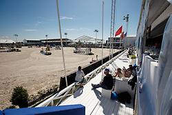 Knokke Hippique overview<br /> Prix Zangersheide<br /> Knokke Hippique 2015<br /> © Hippo Foto - Dirk Caremans<br /> 27/06/15