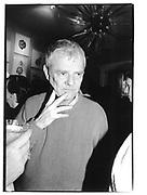 Paul Morrissey, Brigid Berlin opening Stubbs 12 March '96© Copyright Photograph by Dafydd Jones 66 Stockwell Park Rd. London SW9 0DA Tel 020 7733 0108 www.dafjones.com