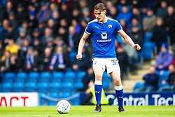 Sid Nelson of Chesterfield - Mandatory by-line: Robbie Stephenson/JMP - 28/04/2018 - FOOTBALL - Proact Stadium - Chesterfield, England - Chesterfield v Wycombe Wanderers - Sky Bet League Two