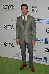 Ryan Guzman bei den Annual EMA Awards in Los Angeles / 221016<br /> <br /> *** 26th Annual EMA Awards in Los Angeles on October 22, 2016 ***