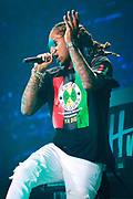 June 24, 2017: Future headlines his Nobody Safe Tour in Dallas, TX with performances by A$AP Ferg and Tory Lanez