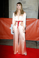 September 11, 2018 - Toronto, Ontario, Kanada - Suki Waterhouse bei der Premiere von 'Assassination Nation' auf dem 43. Toronto International Film Festival im Ryerson Theatre . Toronto, 11.09.2018 (Credit Image: © Future-Image via ZUMA Press)