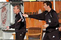 Fotball, NM Rosenborg - Hønefoss 30.06.06 1-2<br /> Bjørn Hansen ser noe oppgitt ut...<br /> Foto: Carl-Erik Eriksson, Digitalsport