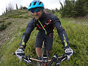 SHOT 8/5/17 1:50:13 PM - GoPro Hero 5 photos while riding Brian Head Resort in Brian Head, Utah with Vesta Lingvyte of Denver, Co. (Photo by Marc Piscotty / © 2017)