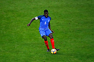 Samuel Umtiti (FRA) during the 2017 Friendly Game football match between France and Wales on November 10, 2017 at Stade de France in Saint-Denis, France - Photo Stephane Allaman / ProSportsImages / DPPI