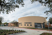 The new Sherman Elementary School.