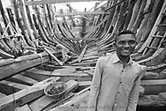 Shipbuilder, Portrait, Manveet, India