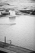 Merewether Ocean Baths, NSW, Australia