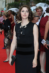 Catherine Steadman, BAFTA Celebrates Downton Abbey, Richmond Theatre, London UK, 11 August 2015, Photo by Richard Goldschmidt /LNP © London News Pictures.