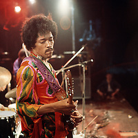 """Jimi Hendrix - .The Legend.-  Hendrix, cool, collected and happy was determined to give the audience a real """"Experience"""". The sheer mastery of his blues guitar gave them what they were looking for and won them over. His friday night performance was to be one of his last. On the 18th September 1970, less than three weeks later, Jimi Hendrix was dead"""