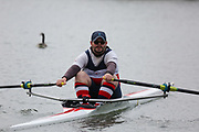 Crew: 471  COX-BENNETT  City of Oxford Rowing Club  Op MasA 1x<br /> <br /> Abingdon Spring Head 2019<br /> <br /> To purchase this photo, or to see pricing information for Prints and Downloads, click the blue 'Add to Cart' button at the top-right of the page.